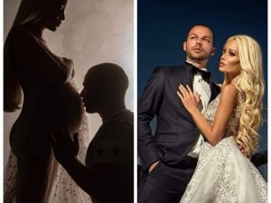Теодора Балабанова и Атанас Петров станаха родители на момченце