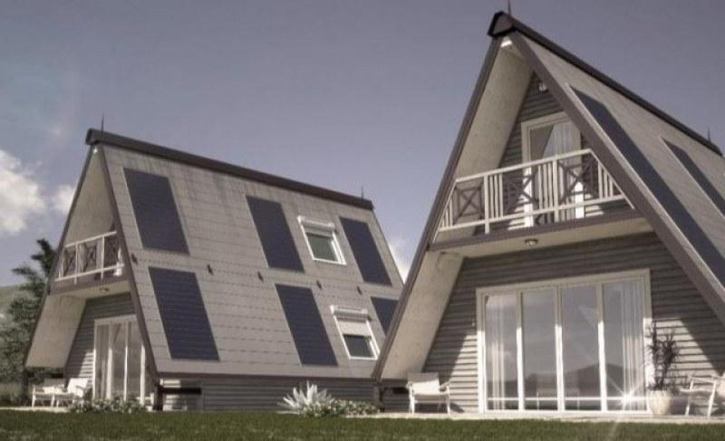 Бихте ли живели в такава къща? Може да бъде построена само за шест часа!