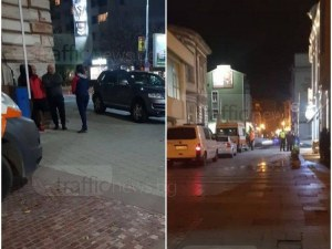 Борят се за живота на 18-годишната Ива, паднала от 4-тия етаж в центъра на Пловдив СНИМКИ