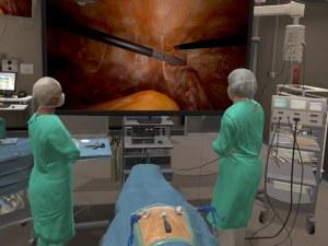 Студенти от Пловдив ще се обучават във виртуална операционна зала СНИМКИ