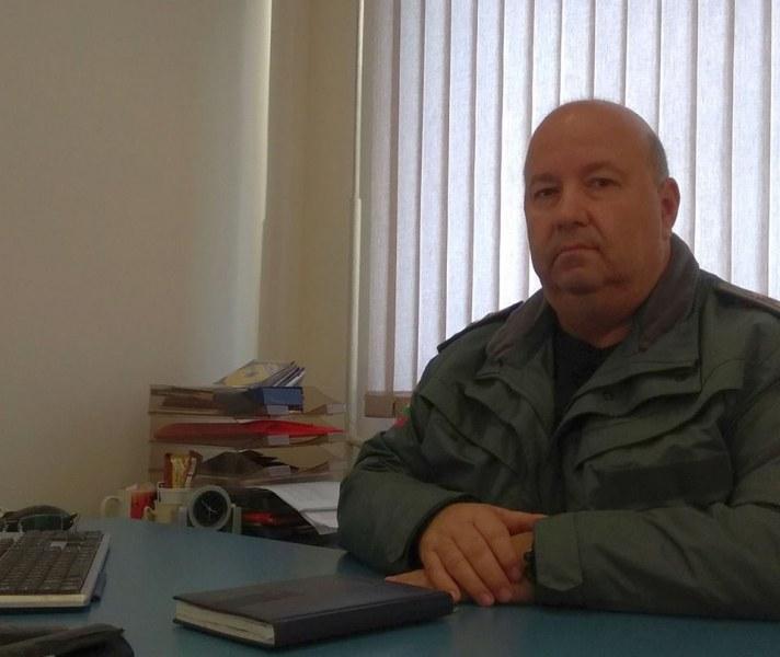 Пожарната в Пловдив с нов директор