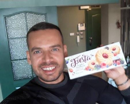 Изтеглен е третият късметлия от играта с пловдивски бисквити СНИМКИ