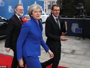 Решено! Лидерите на ЕС одобриха сделката за Брекзит