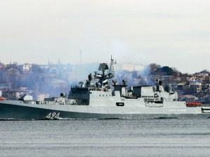 Руските сили откриха огън и превзеха украински кораби ВИДЕО