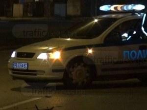 Екшън в Кючука! Пловдивчани нападнаха полицаи заради фиш, бопаджия ги натръшка на земята