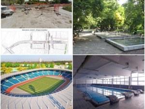 """Форсират поръчките за Модър-Царевец и стадион """"Пловдив"""", кметът ги иска час по-скоро"""