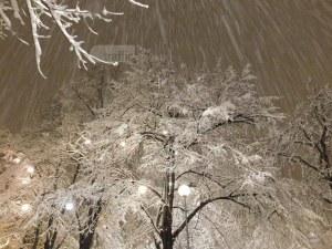 Започва се: Първо с валежи, после сняг до 15 сантиметра!