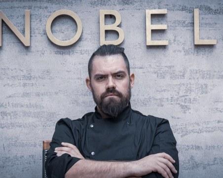 Бутиковият Nobel by Chef Shishkov глези с уют и специалитети