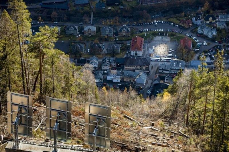 Градът, който няма да види слънце в следващите 6 месеца