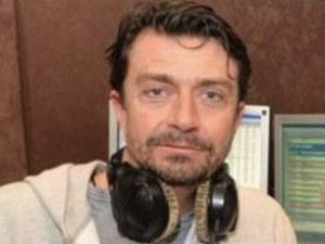 Убиха известен радиоводещ