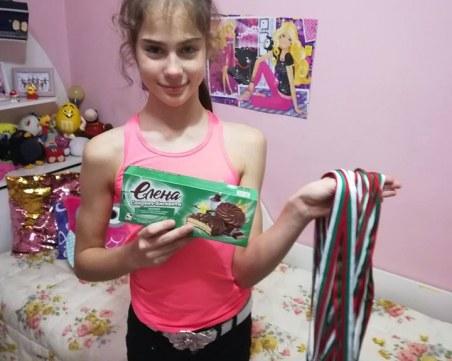 """Четвърти щастливец грабва награда от играта """"Елена или Fiesta хапни и новия айфон вземи"""" СНИМКИ"""