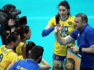 Иван Петков остава начело на волейболния национал