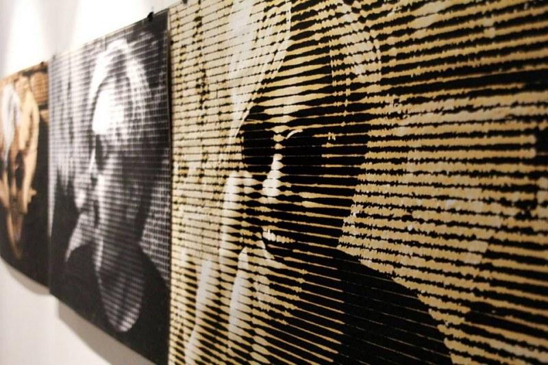 Почит за 55-годишнината на Кольо Карамфилов с изложба