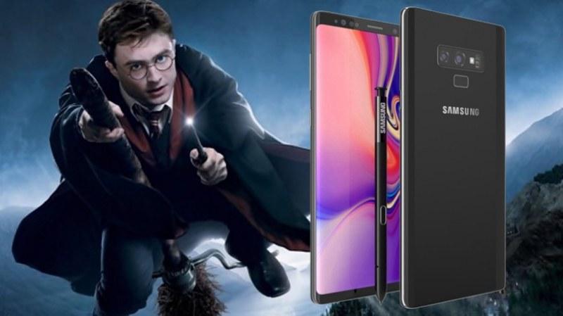 Samsung сключи договор за 40 милиона долара за направата на Хари Потър игра
