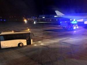 Меркел пристига на Г20 със закъснение... Самолетът й аварира