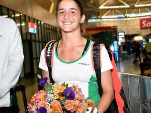 Талантлива пловдивска тенисистка на полуфинал на силен турнир в САЩ