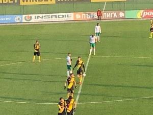 Голов трилър в Коматево! 3 гола за 3 минути, Ботев води на Берое ВИДЕО