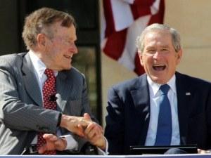 Почина 41-ият президент на САЩ Джордж Буш-старши