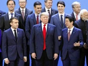 Тръмп отменил срещата си с Путин заради напрежението между Русия и Украйна