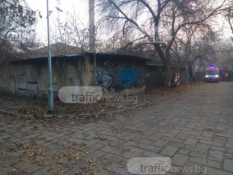 Намериха труп на мъж в Гарнизонна фурна в Пловдив СНИМКИ