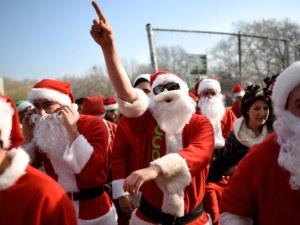 20 000 Дядо Коледовци се събраха за благотворителна акция