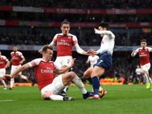 Арсенал обърна Тотнъм в лудо лондонско дерби