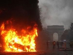 Франция обмисля да въведе извънредно положение