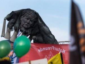 И в Германия протестират - срещу въглищата