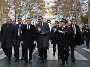 Макрон се съвеща с министри, няма да има извънредно положение във Франция