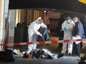 Стрелба в Берлин! Убиха човек на улицата