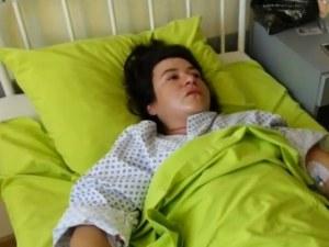 Жената паднала в дупка с вряла вода: Спаси ме съпругът ми