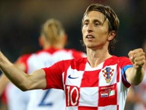 Край на терора на Меси и Роналдо! Златна топка за Лука Модрич