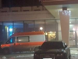 Жена падна от висок етаж на хотел, загина намясто