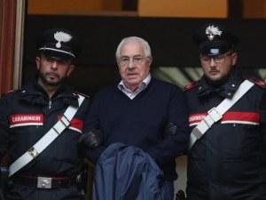 """Арестуваха новия """"кръстник"""" на италианската мафия"""