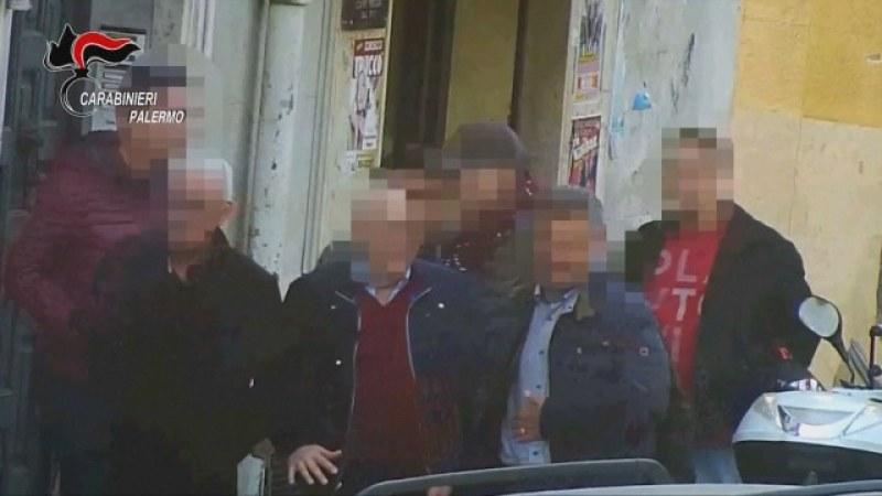 90 арестувани при мащабна полицейска операция срещу калабрийската мафия