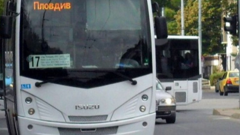 Край на своеволията с рейсовете в Пловдив? Тотев: Налагаме глоби на превозвачите