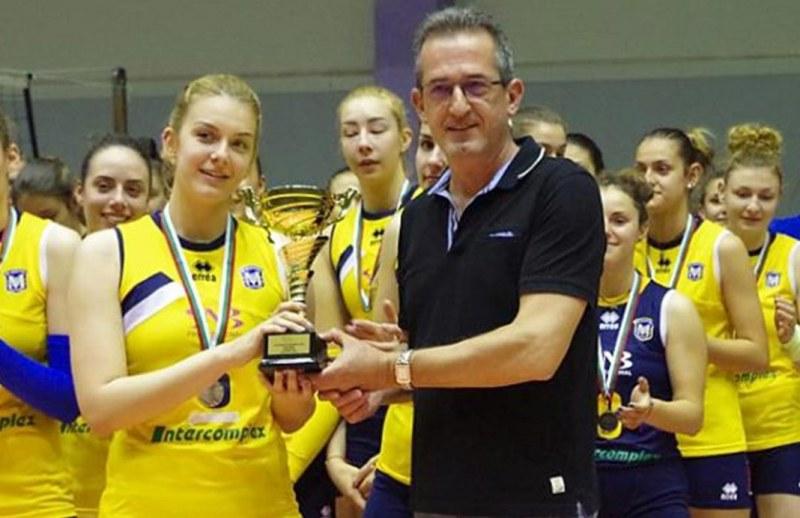 Надежда на Марица ще играе и учи в САЩ
