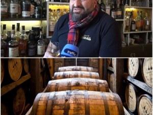 Знаете ли в какво се превръщат неизползваните бъчви за уиски? ВИДЕО