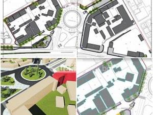 Обновяват целия район около Централна гара, над 1,3 млн. ще струва гаровият площад СНИМКИ