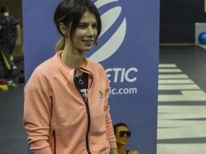 Цвети Пиронкова: Искам да мотивирам дамите смело да направят крачка към спорта