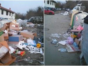 """Жители на """"Оазис 4"""" в Кючука: Живеем до сметище! Става все по-страшно СНИМКИ"""