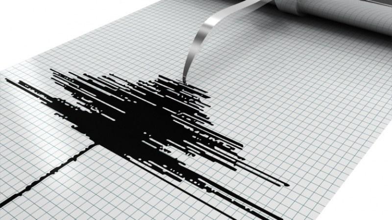 Земетресение люшна Румъния тази сутрин