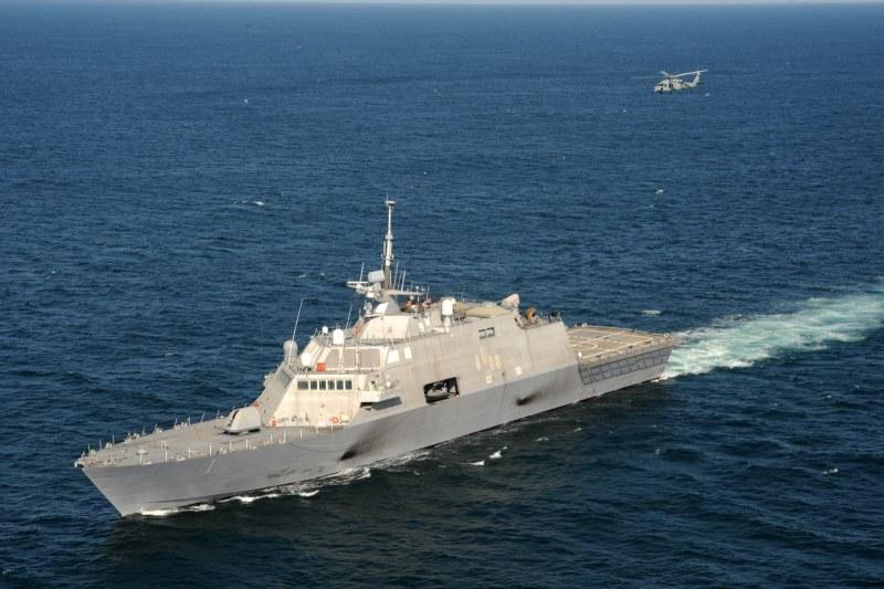 САЩ изпращат бойни кораби в Черно море