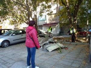 Глобяват собствениците на гаражи в Пловдив, които не почистват след премахването им