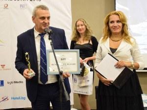 Пловдив грабна две златни статуетки от Балканските Туристически Оскари