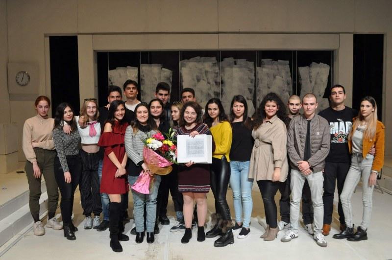 Започна се: Откриха сезона на баловете в Пловдив, класна получи театрална покана СНИМКИ