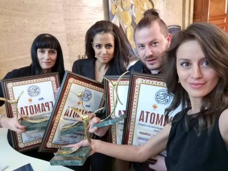 Знакови заведения на известен пловдивски бизнесмен обраха наградите на БХРА СНИМКИ