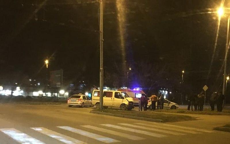 20-годишен шофьор е пострадал при катастрофата в Тракия