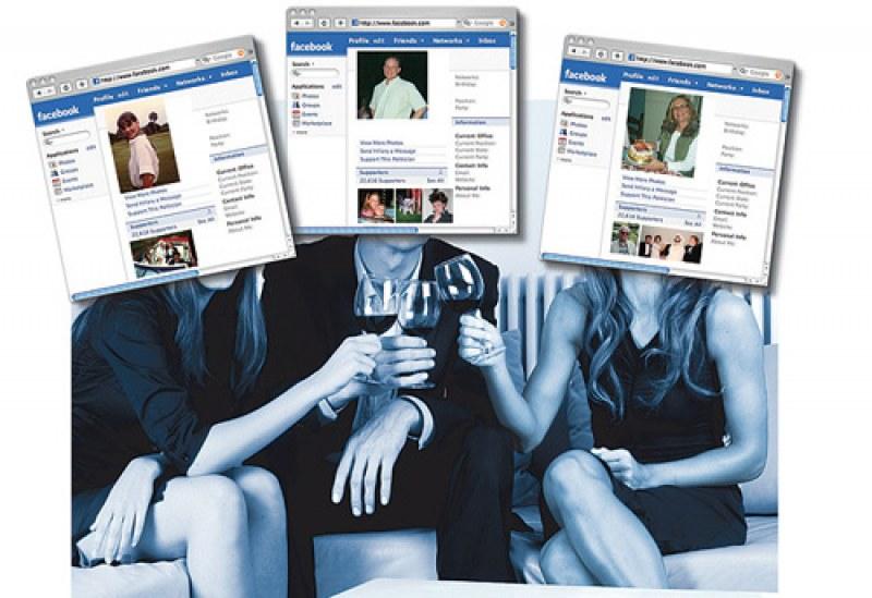 4 признака, че сте пристрастени към Facebook