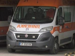 Автобус с деца катастрофира на Подбалканския път край Долно Камарци